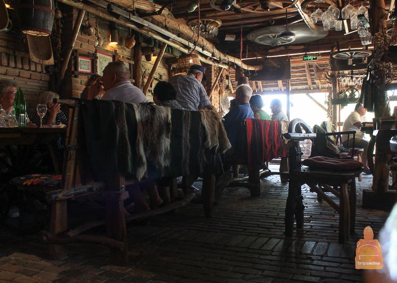 Ресторан сербской кухни