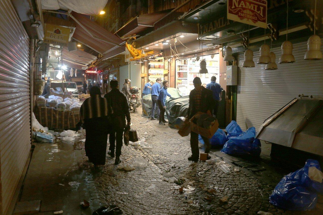 Istanbul. Tahtakale