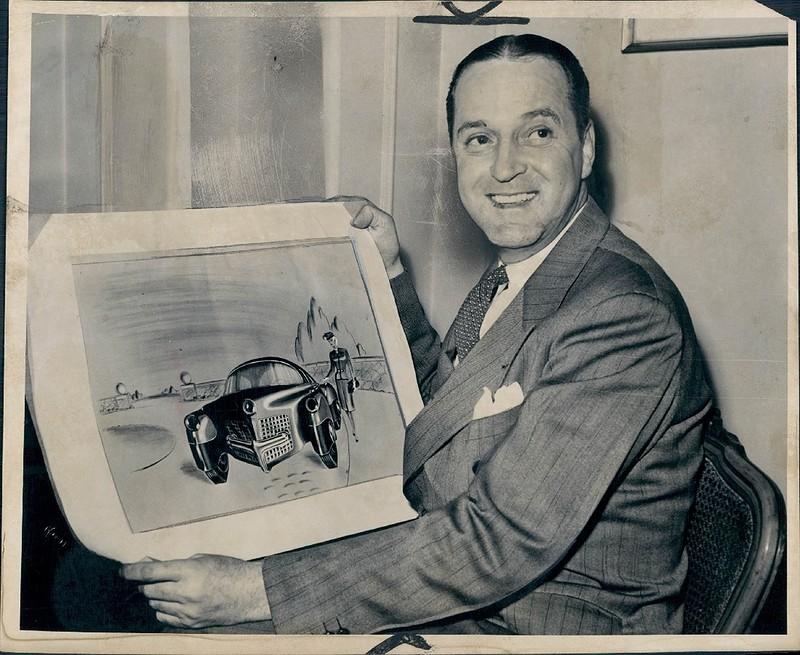 До начала второй мировой войны ему вместе с известным автомобильным специалистомГарри Миллером