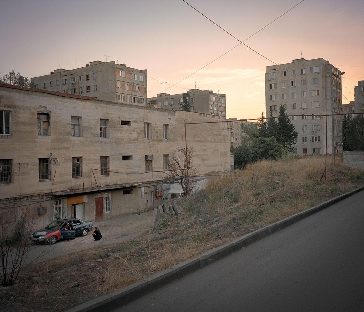Варкетили — район Тбилиси, построенный под конец советской эры.