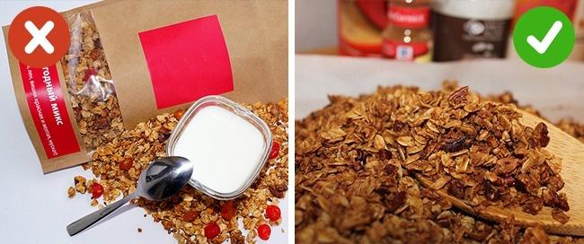 7завтраков, несовместимых состройным телом (7 фото)