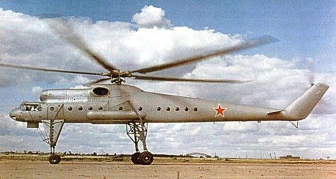 Mодификация - Ми-10к