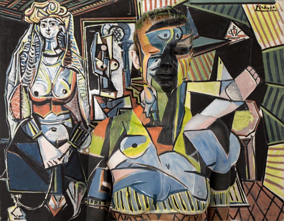 7. Картину Джексона Поллока «Number 17A» в 2015 году купил американский миллионер Кен Гриффин и