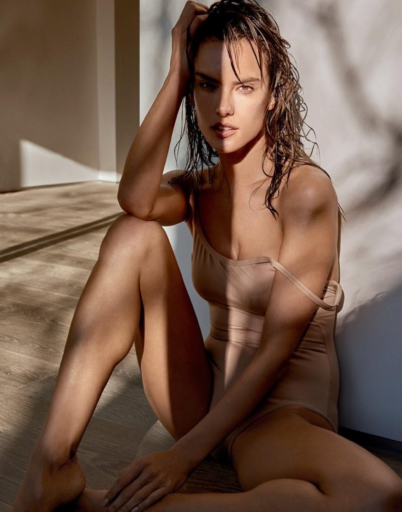 Алессандра амбросио эротические фото