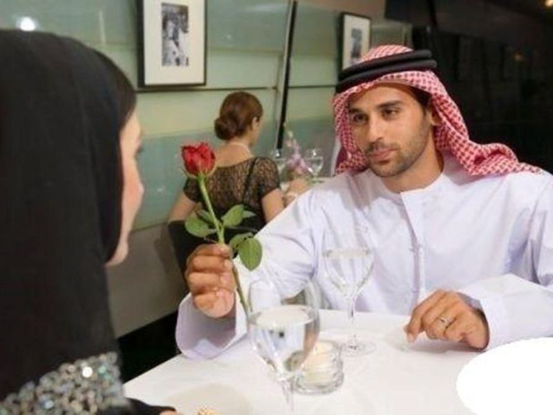 Развенчание мифов: вся правда о любви, свадьбе и семье в Арабских Эмиратах (5 фото)