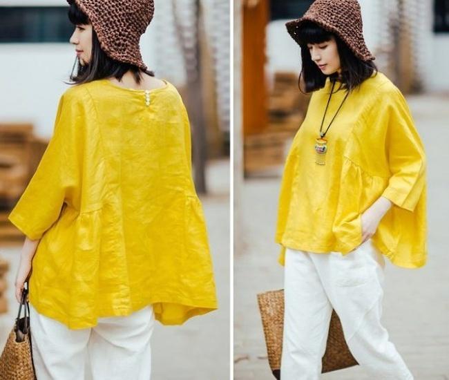 © bohomurr  Может показаться, что втеплых странах одежда сдлинными рукавами ненужна. Ноэто