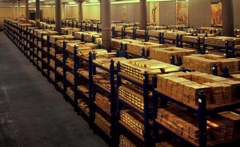На самом деле, у золота есть масса преимуществ. Его не слишком много и не слишком мало — как раз сто