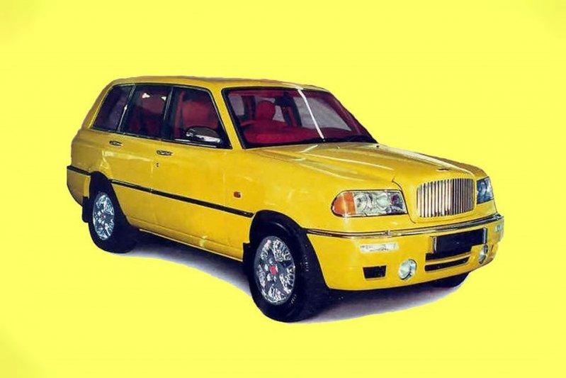 Пока весь мир называет Bentayga первым внедорожником Bentley, султан Брунея готов доказать, что это