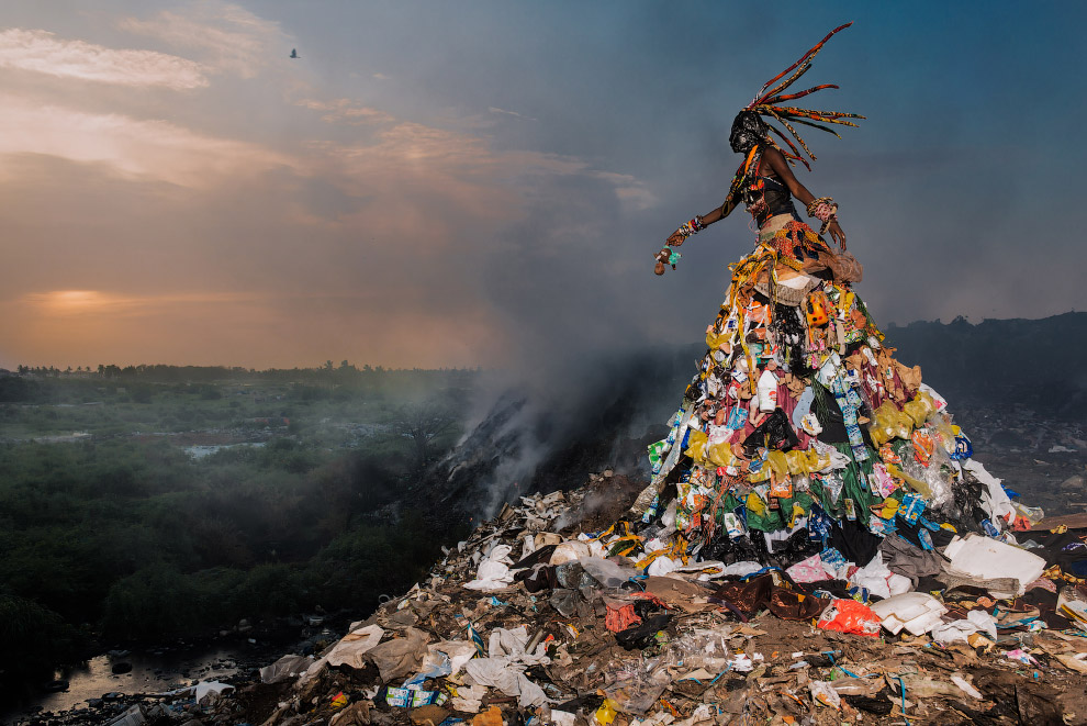 7. (Фото Fabrice Monteiro | Photo Basel 2017):