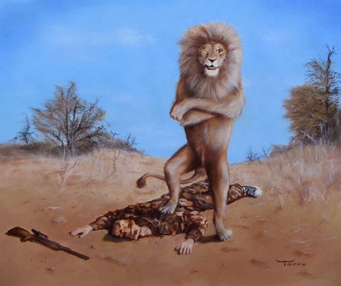 Почувствуйте нашу боль: если бы животные обращались с нами так же, как мы с ними