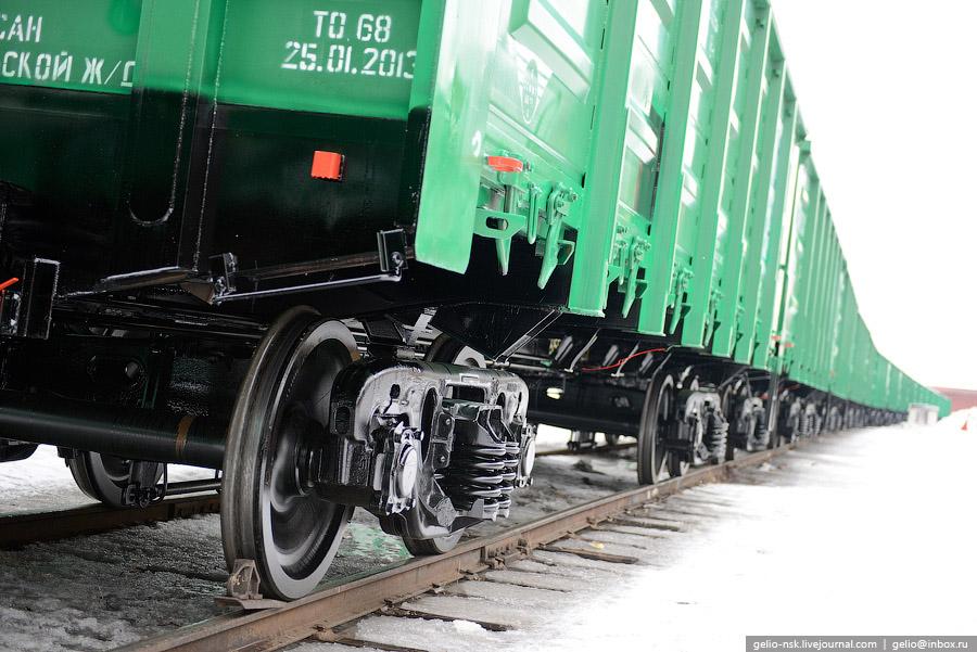 Сегодня завод является одним из наиболее крупных предприятий вагоноремонтной отрасли в России,