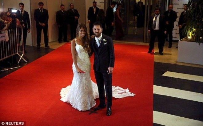 Напомним, именитый спортсмен женился 30 июня на Антонелле Роккуццо , с которой уже воспитывает двоих