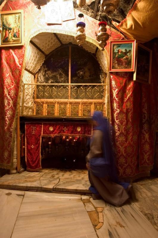 Базилика Рождества Христова и тропы паломников, Вифлеем, Израиль. Под угрозой с 2012 года. Структура
