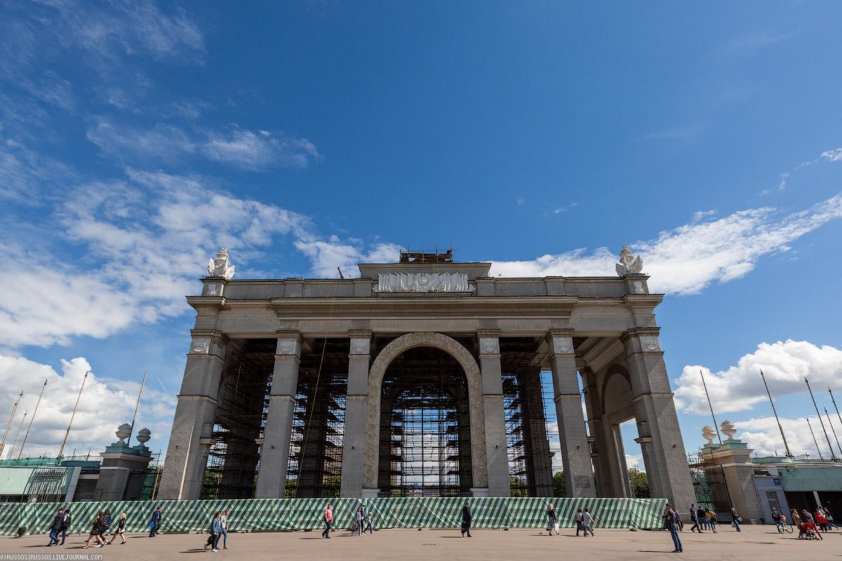 По итогам реконструкции ВДНХ станет самым современным музейным, образовательным, развлекательным и п