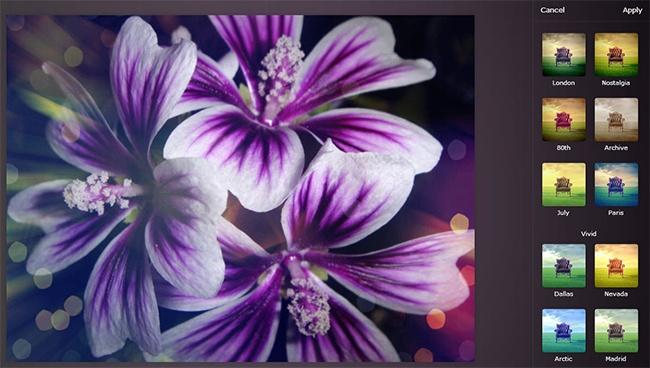 © fotostars.me  Кроме базовых инструментов, таких как поворот, кадрирование, редактор содержит