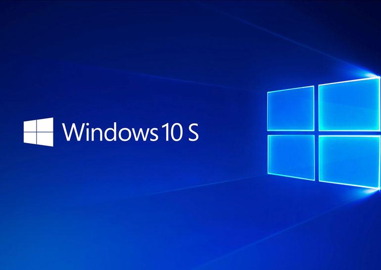 Microsoft представила новый ноутбук и ОС Windows 10S