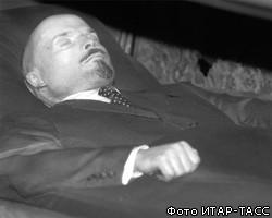 20110120_10-43-Единая Россия: Тело Ленина пора выносить из Мавзолея