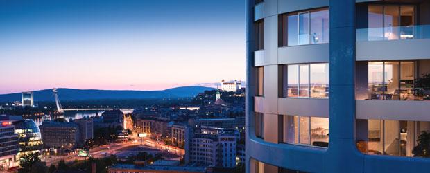 Discover The Sky Park Bratislava by ZAHA HADID ARCHITECTS