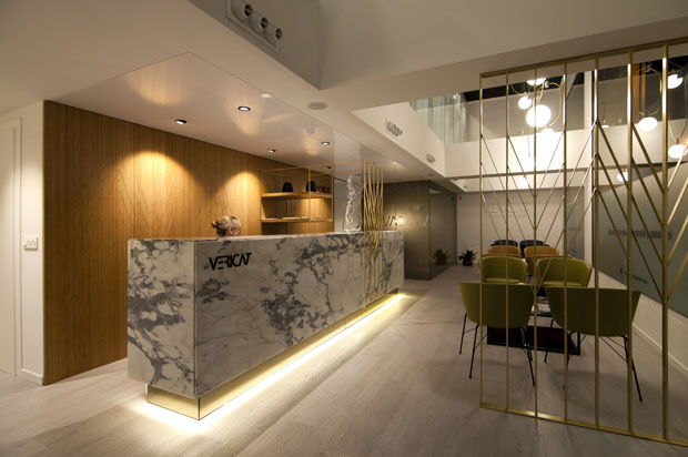 The talented creatives at Estudio Vitale share with us their elegant interior design project f