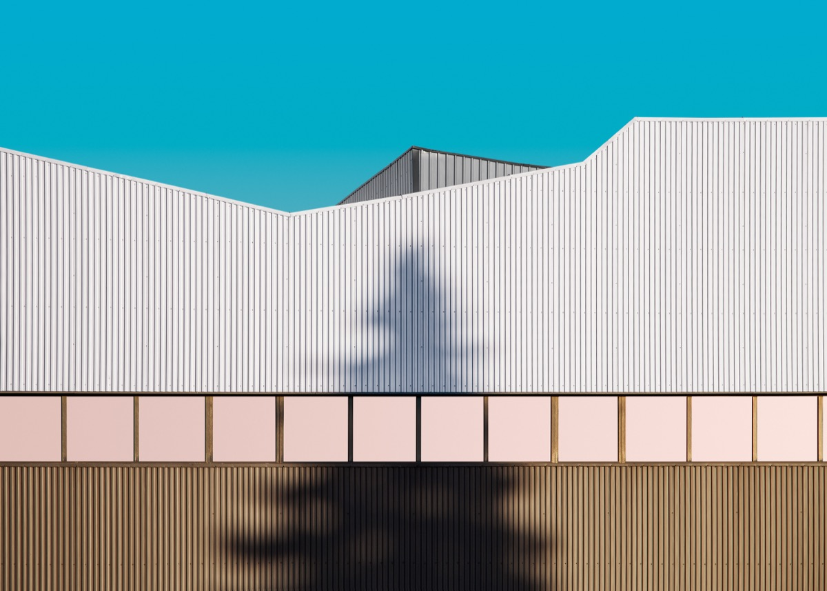 Mysterious Pictures Series by Simas Lin