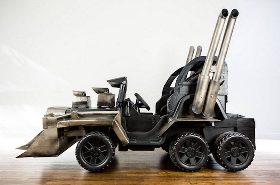 Mad Max War Rig for Kids