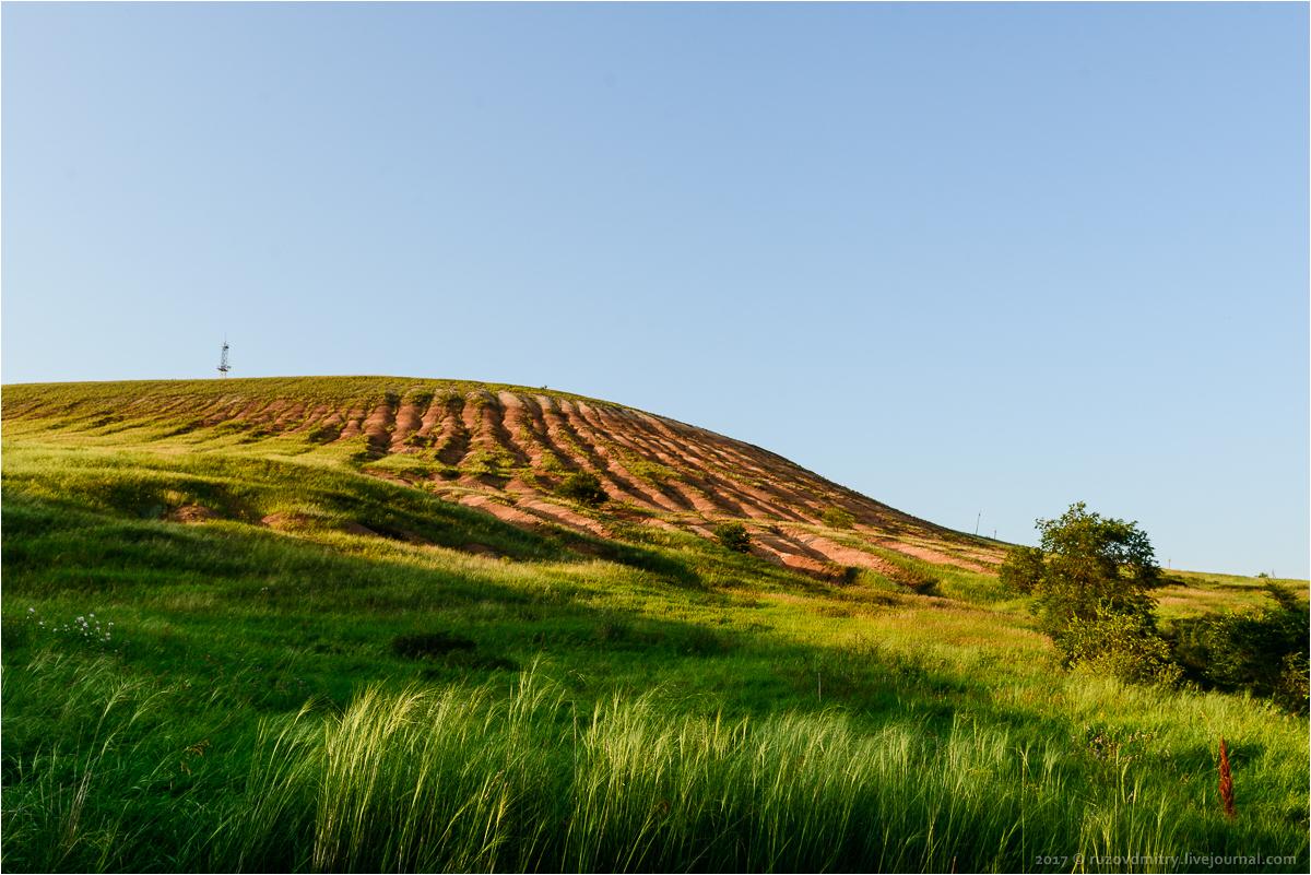 Гора Лысая. Большая Раковка