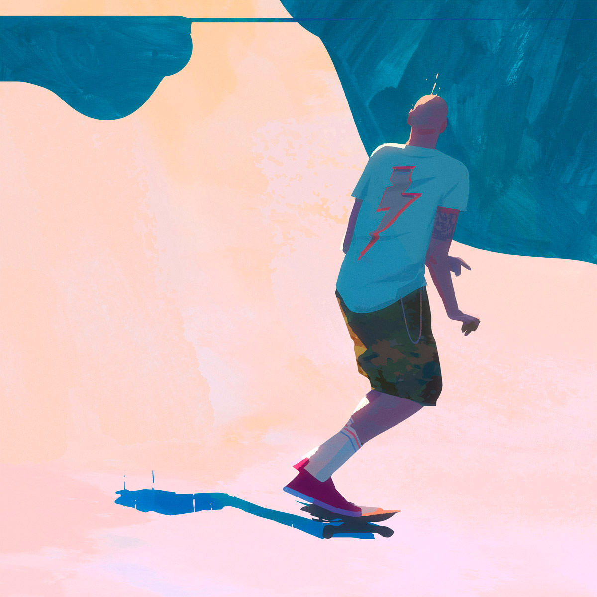 Surreal Dreamscapes: Illustrations by Victor Mosquera