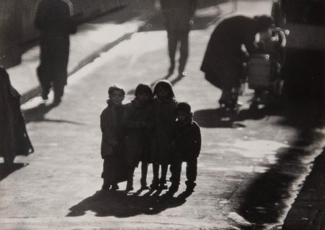 1958. Улица Бьевр