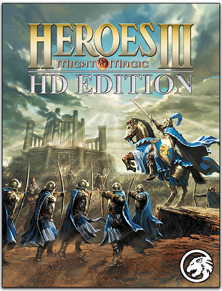 Heroes of Might & Magic III - HD Edition (2015/RUS/ENG/MULTi9/Steam-Rip by R.G. Игроманы)