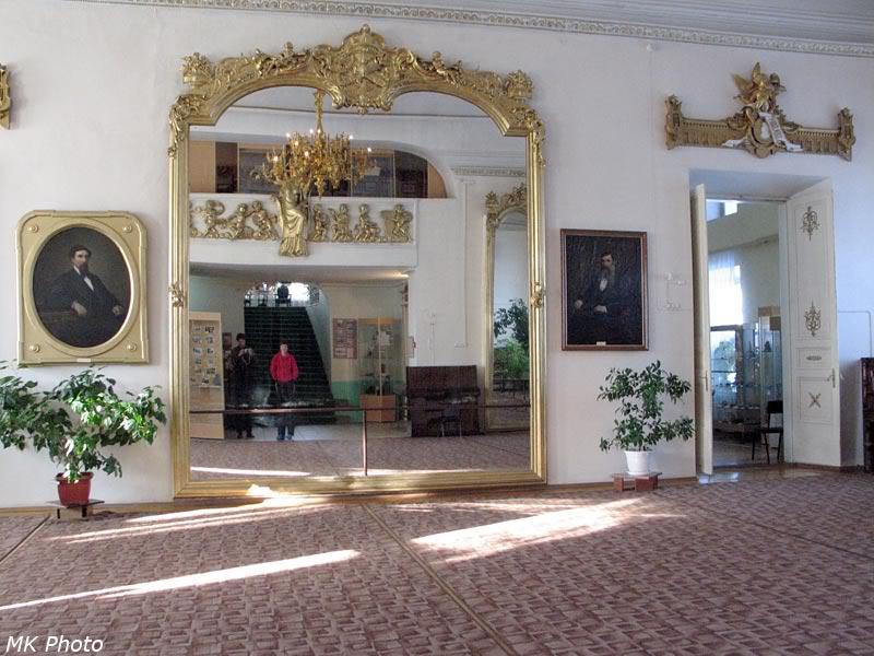 Самое большое в мире зеркало