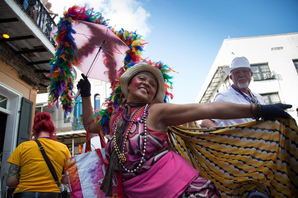 Конвенции свингеров в Новом Орлеане