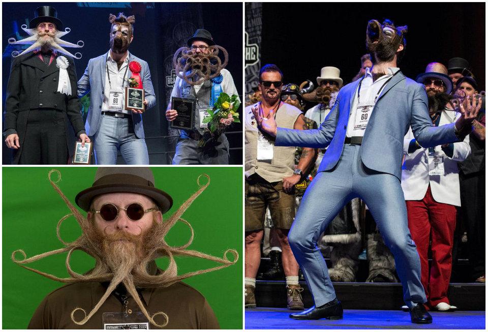 Чемпионат Мира бородачей и усачей 2017