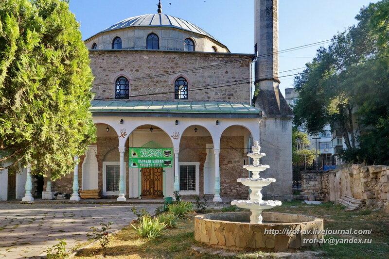 Мечеть Муфти-Джами, Феодосия
