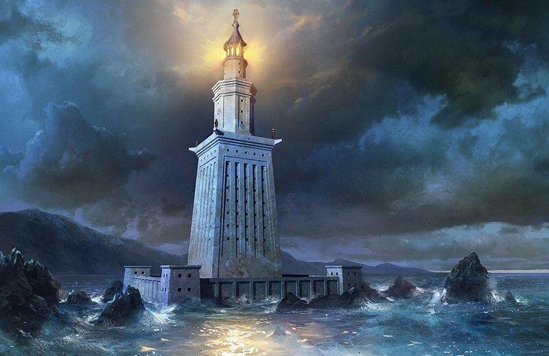 21 июля ● День уничтожения чудес света