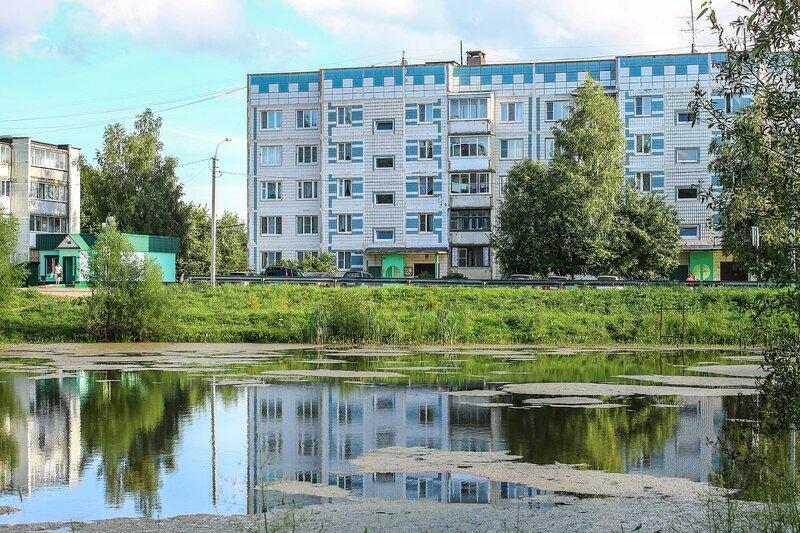 Село Васильевское Сергиево-Посадского района