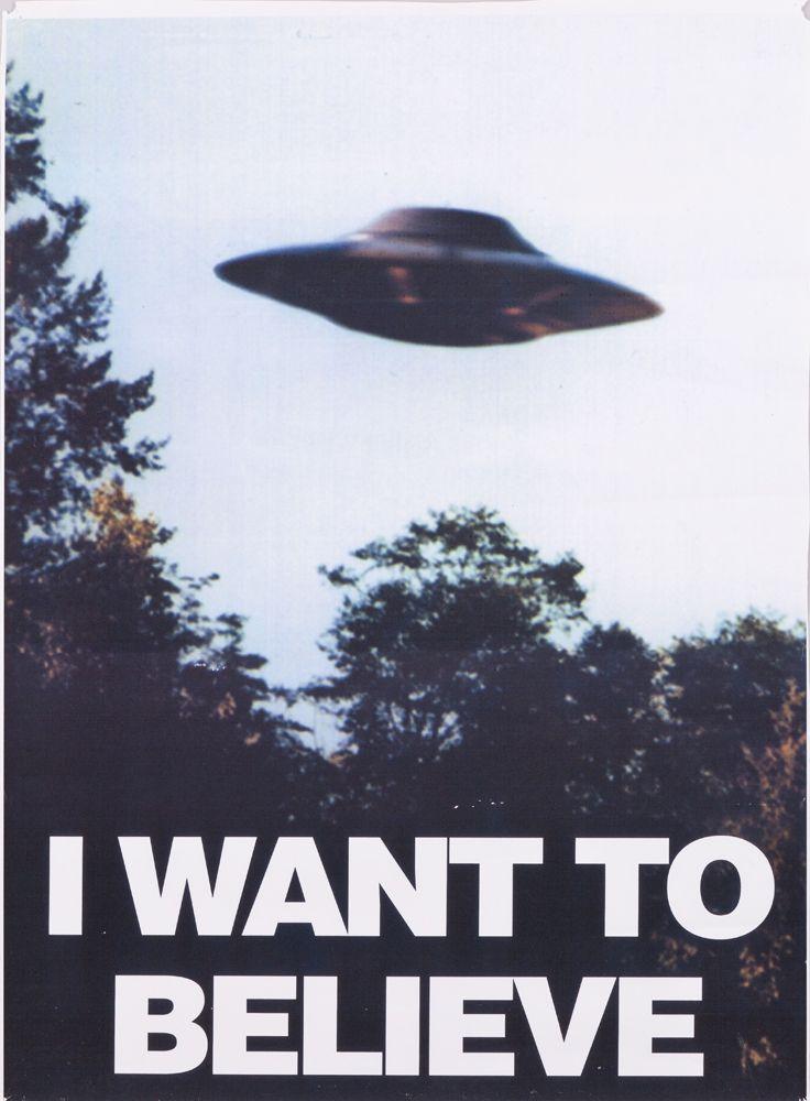 Открытки с Всемирным днём НЛО. Я хочу верить! Спутник над лесом открытки фото рисунки картинки поздравления