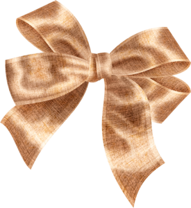 brown bows