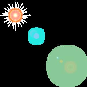 световые эффекты
