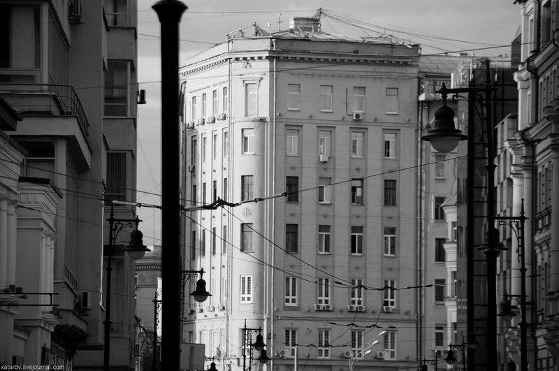 Москваход. Экскурсия Тайны московских замков 4