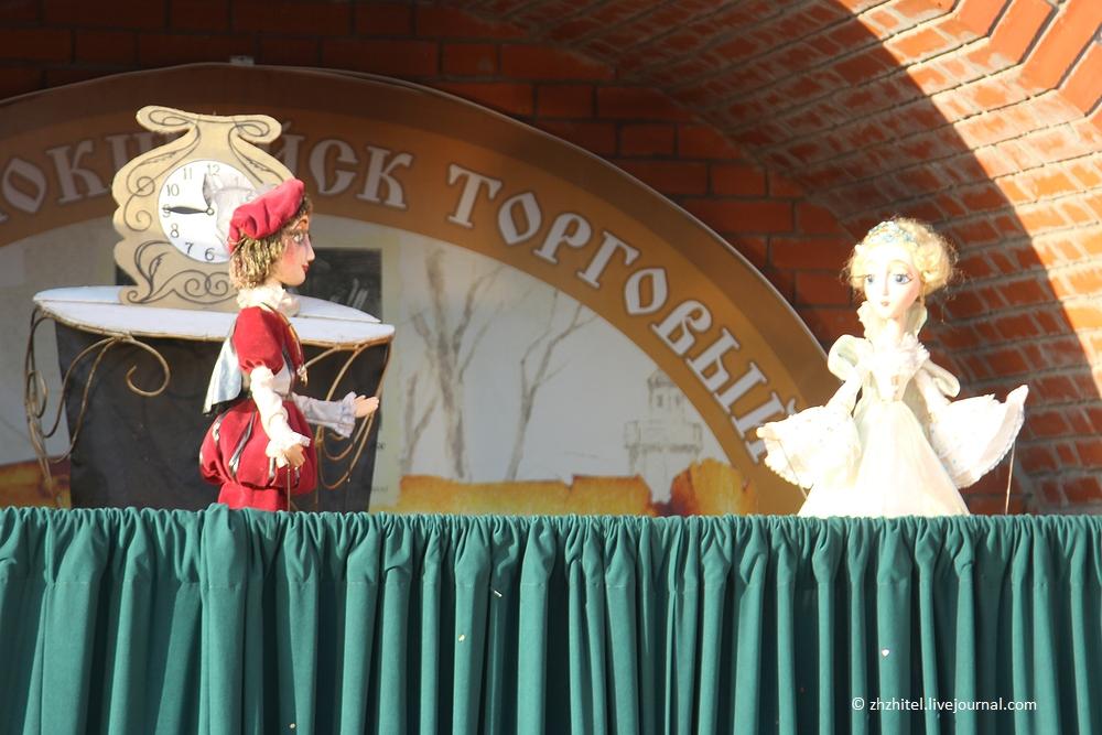 Самый молодой кремль России. Царевококшайский кремль в Йошкар-Оле