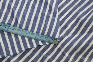 Ит700 остаток 1,70м+ 0,75м 450руб-м Плательно-рубашечный хлопок в полоску с чуть жатым эффектом,полоска вдоль кромки,ткань приятная,легкая, слегка прозрачная,для платьев,рубашек,топов,юбок,шир.1,38м,хлопок 100%