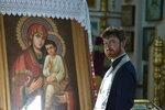 Святогорская икона в Березани