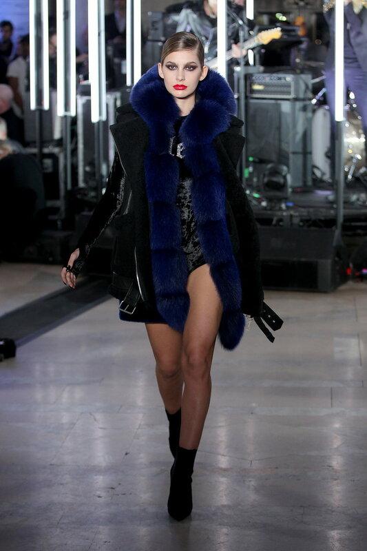 Philipp Plein Fall/Winter 2017/2018 Women's And Men's Fashion Show - Runway