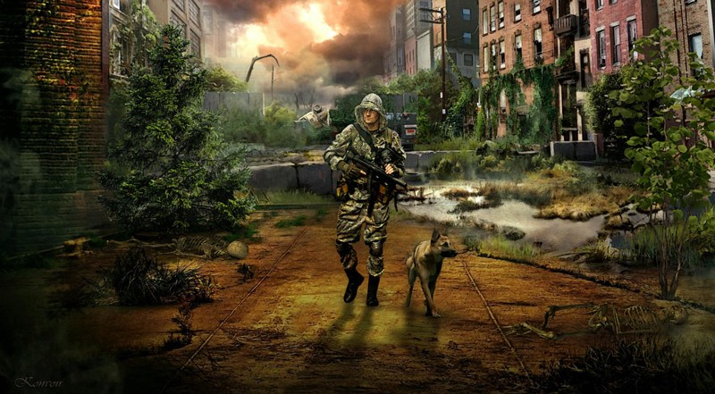Важно понимать, что если в городе начались боевые действия или город взят в окружение, то перебои с