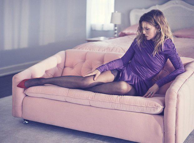 Мишель Пфайффер в Interview Magazine