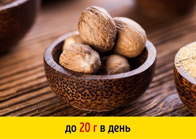 © dianaduda / depositphotos  Мускатный орех— приправа, которую добавляют вимбирные печеньки