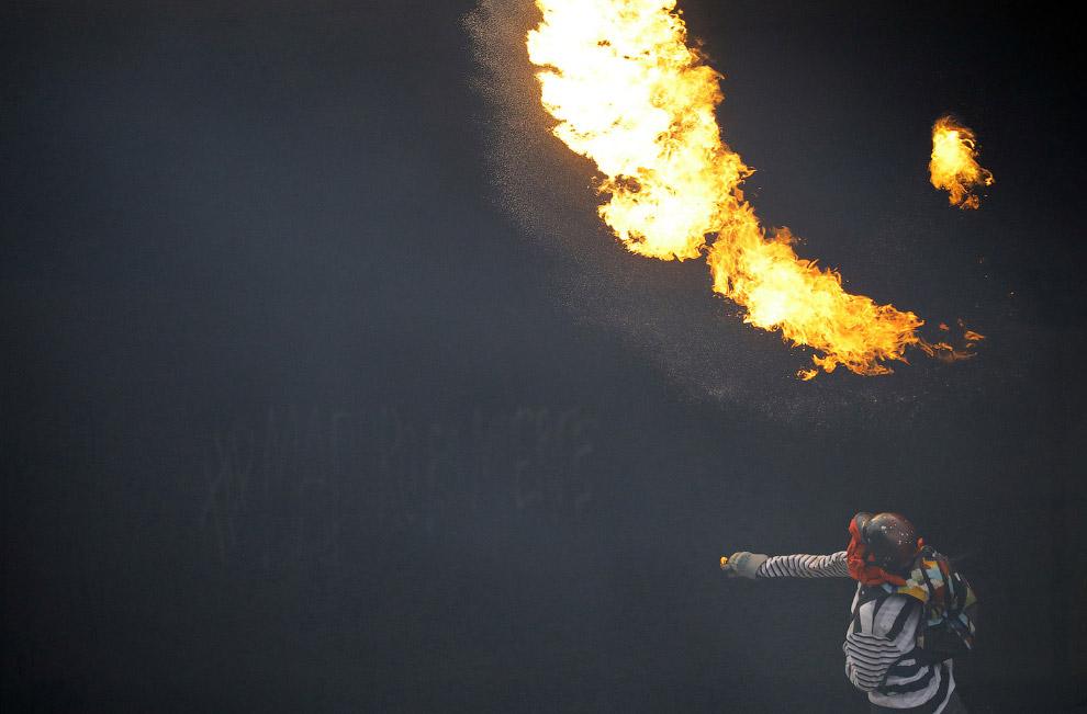 7. Креатив. (Фото Christian Veron | Reuters):