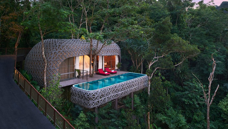Keemala, Таиланд Отель Keemala предлагает своим гостям остановиться в номерах под названием Bird's n