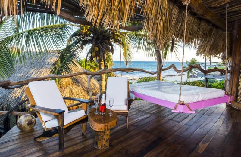Azulik — Adults Eco-Resort & Maya Spa, Мексика Если вы устали от благ цивилизации, то этот отель точ