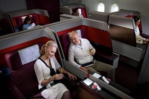 Malaysia Airlines остаются любимчиками людей, которые многое знают о первом классе.
